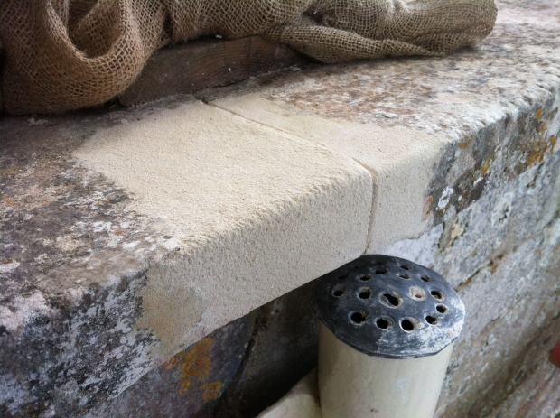 Mortar Stone Repair