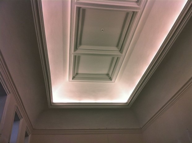 Completed Georgian Ceiling Repair