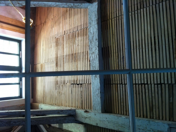 New Lath and Plaster Panels