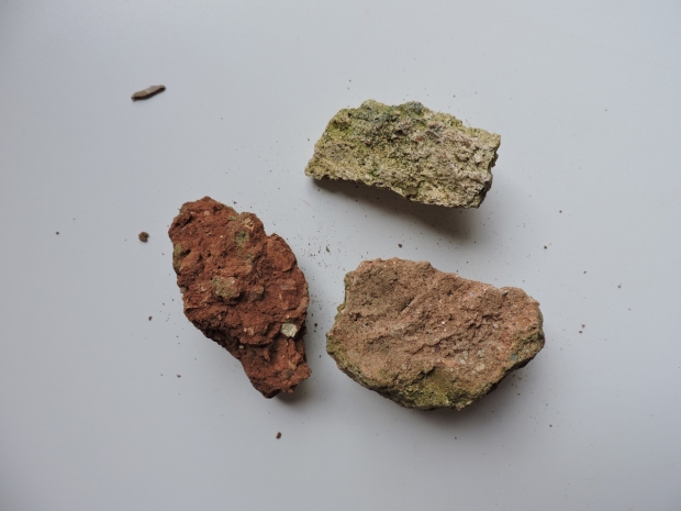 Earth and lime mortars